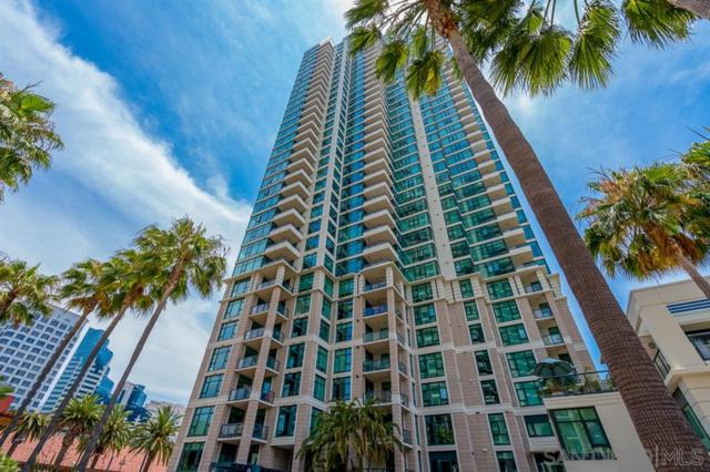 1199 Pacific Hwy #2901, San Diego, CA 92101 (#190037497) :: Coldwell Banker Residential Brokerage