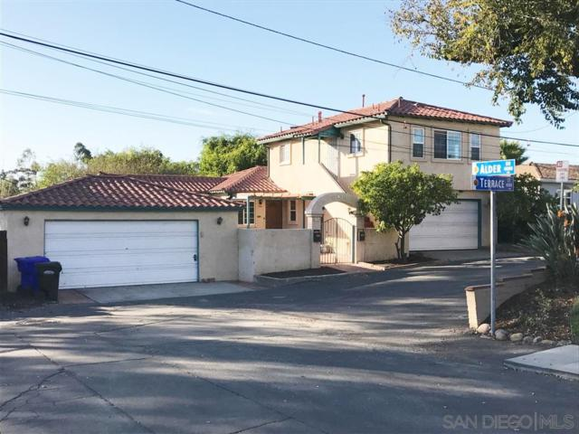 4004-4006 Terrace Court, San Diego, CA 92116 (#190037545) :: Neuman & Neuman Real Estate Inc.