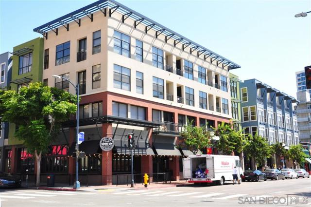 777 6th Ave #315, San Diego, CA 92101 (#190037721) :: Coldwell Banker Residential Brokerage