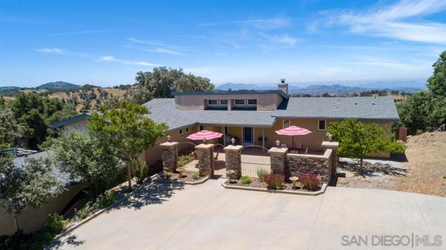 3232 Williams Ranch Road, Julian, CA 92036 (#190037829) :: The Marelly Group | Compass