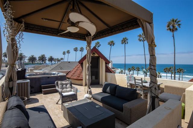 132 S Pacific B, Oceanside, CA 92054 (#190037837) :: Coldwell Banker Residential Brokerage