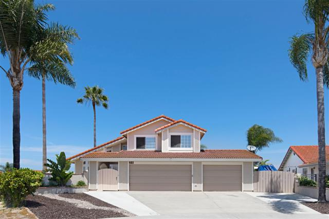 683 Picacho Ct., Oceanside, CA 92057 (#190038014) :: Cane Real Estate