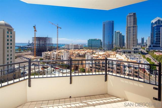 700 W Harbor Dr #1101, San Diego, CA 92101 (#190038065) :: Keller Williams - Triolo Realty Group