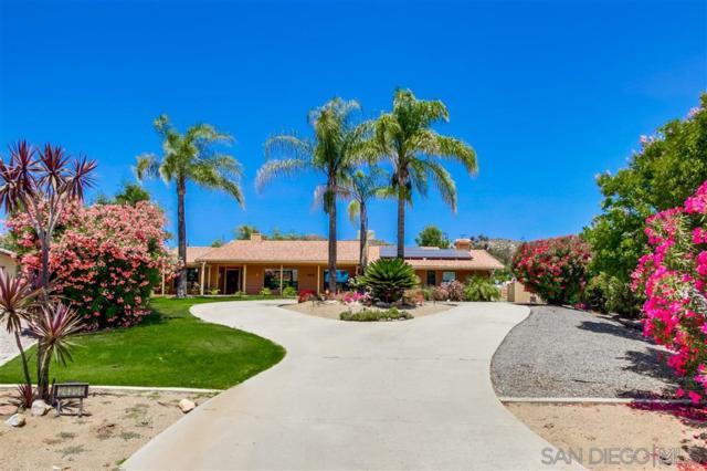 24206 Cerro Vista Way, Ramona, CA 92065 (#190038144) :: Keller Williams - Triolo Realty Group