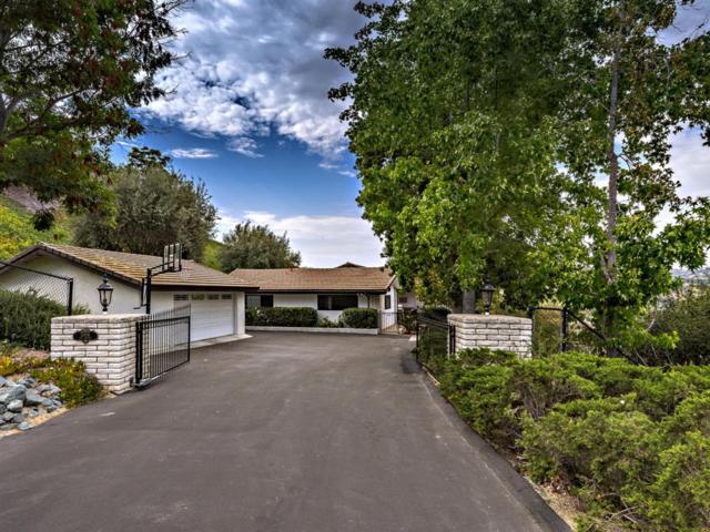 3006 Skycrest Dr, Fallbrook, CA 92028 (#190038165) :: Neuman & Neuman Real Estate Inc.