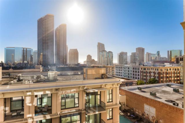530 K St #819, San Diego, CA 92101 (#190038207) :: Coldwell Banker Residential Brokerage