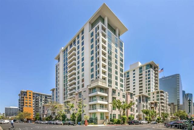 425 W Beech St #403, San Diego, CA 92101 (#190038282) :: Coldwell Banker Residential Brokerage