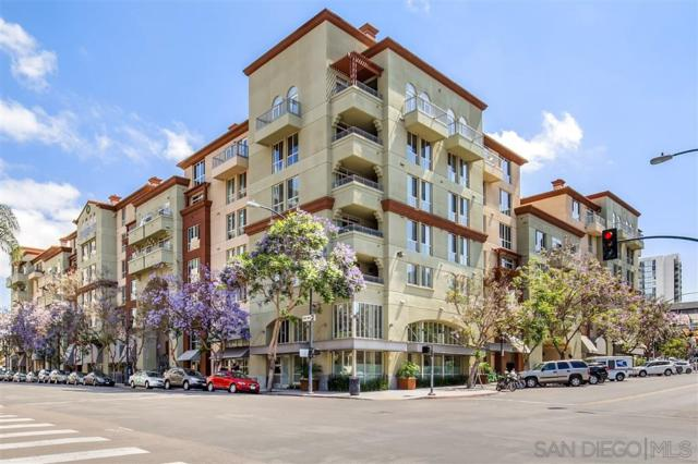1501 Front St #244, San Diego, CA 92101 (#190038648) :: Coldwell Banker Residential Brokerage