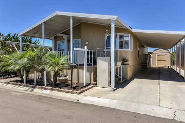 1010 E Bobier Dr. #84, Vista, CA 92084 (#190038660) :: Cane Real Estate