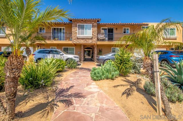 4378 Idaho St #10, San Diego, CA 92104 (#190038662) :: Keller Williams - Triolo Realty Group