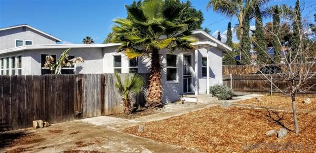 1128 Crosby St, El Cajon, CA 92021 (#190038784) :: Neuman & Neuman Real Estate Inc.