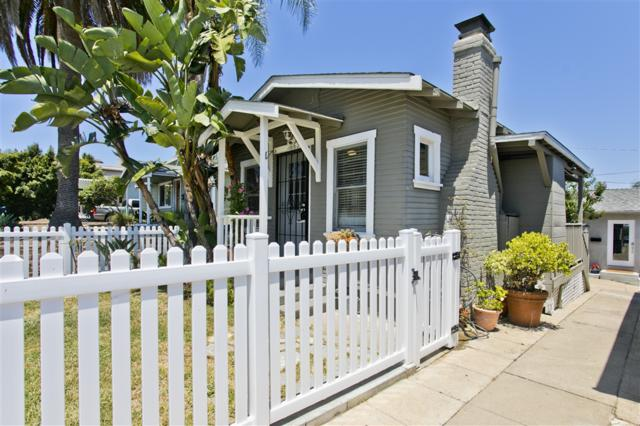 3663 Florida St, San Diego, CA 92104 (#190038799) :: Keller Williams - Triolo Realty Group