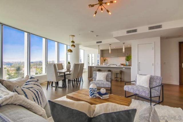 888 W E Street #604, San Diego, CA 92101 (#190038804) :: Neuman & Neuman Real Estate Inc.