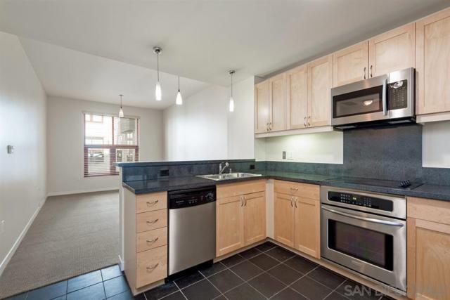1150 J St #412, San Diego, CA 92101 (#190038811) :: Ascent Real Estate, Inc.