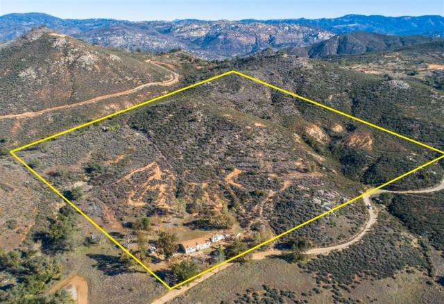 25020 Highway 78, Ramona, CA 92065 (#190038862) :: Whissel Realty