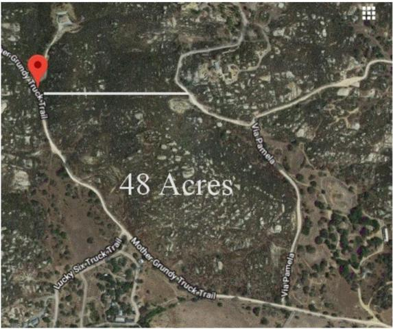 48 Acres Mother Grundy #18, Jamul, CA 91935 (#190038908) :: Keller Williams - Triolo Realty Group