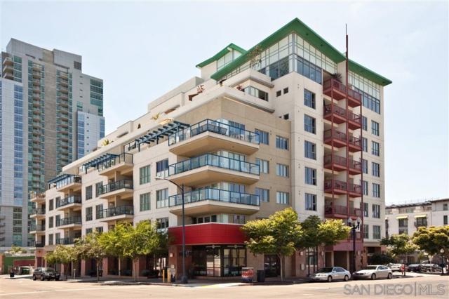 875 G Street #503, San Diego, CA 92101 (#190038943) :: Keller Williams - Triolo Realty Group