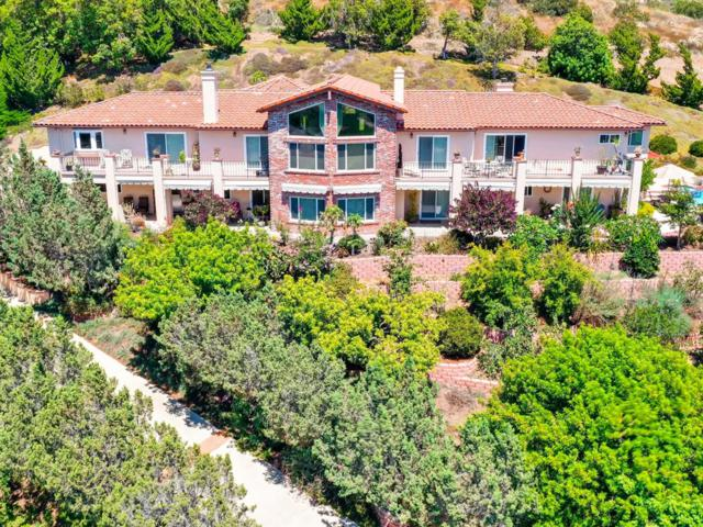 2842 Lakemont Dr, Fallbrook, CA 92028 (#190039010) :: Whissel Realty