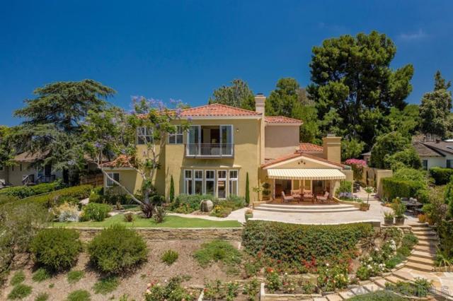 1231 W Muirlands Dr, La Jolla, CA 92037 (#190039033) :: Farland Realty