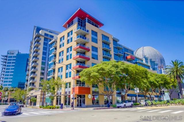 206 Park Boulevard #211, San Diego, CA 92101 (#190039040) :: Be True Real Estate