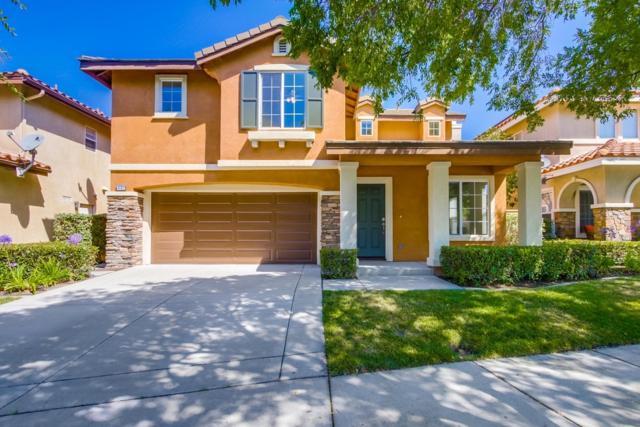 1727 Creekside Lane, Vista, CA 92081 (#190039045) :: Cane Real Estate