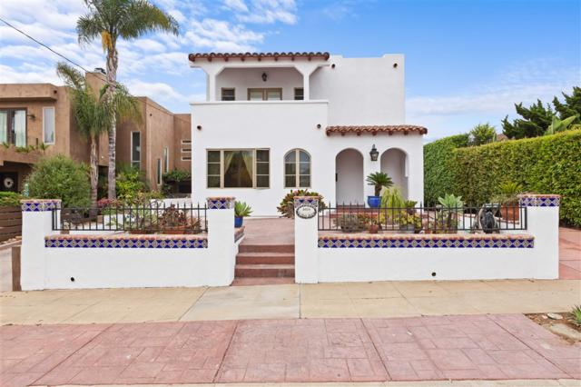 4486 Del Monte Ave., San Diego, CA 92107 (#190039155) :: Coldwell Banker Residential Brokerage