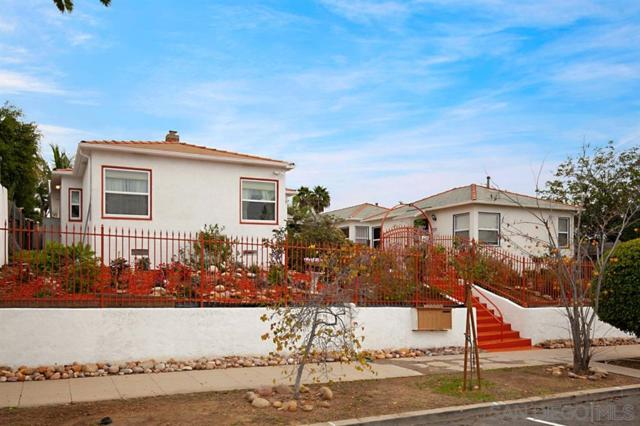 3721 35Th St, San Diego, CA 92104 (#190039160) :: Neuman & Neuman Real Estate Inc.