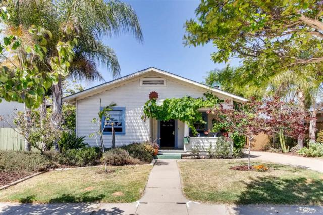 4746 Brighton Ave, San Diego, CA 92107 (#190039180) :: Whissel Realty