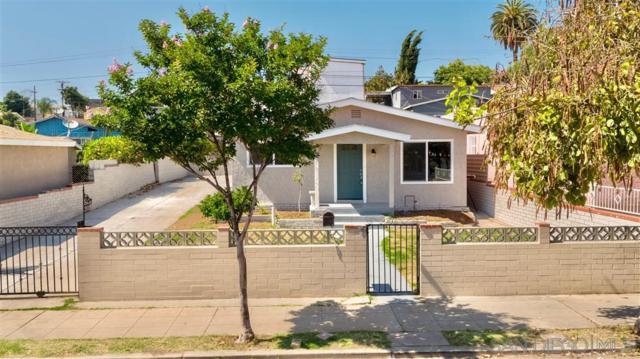 3920 Hemlock St, San Diego, CA 92113 (#190039187) :: Neuman & Neuman Real Estate Inc.