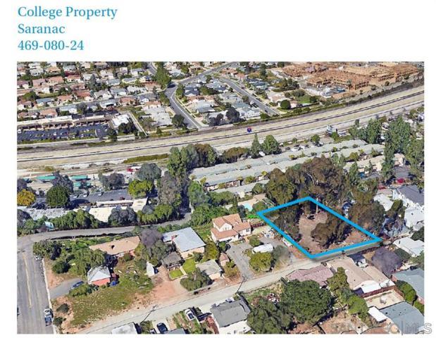 000 Saranac #000, San Diego, CA 92115 (#190039209) :: Neuman & Neuman Real Estate Inc.