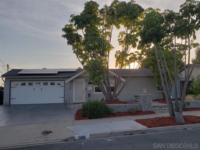 588 Dichter, El Cajon, CA 92019 (#190039302) :: Neuman & Neuman Real Estate Inc.