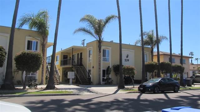 239 Ebony #1, Imperial Beach, CA 91932 (#190039312) :: Coldwell Banker Residential Brokerage