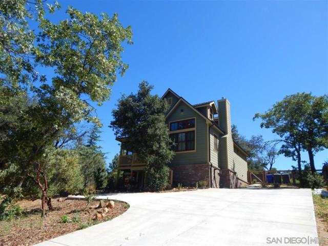 2915 Pheasant Dr, Julian, CA 92036 (#190039384) :: The Yarbrough Group