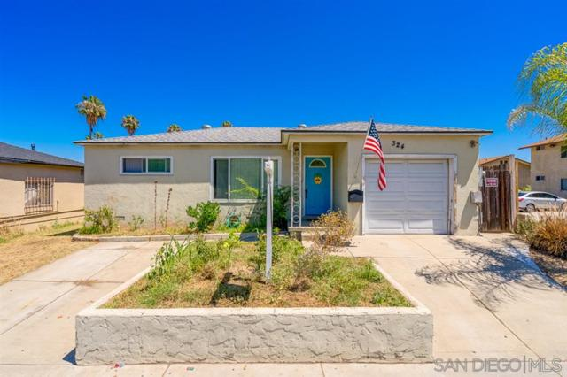 324 W Chase Ave, El Cajon, CA 92020 (#190039440) :: The Marelly Group | Compass
