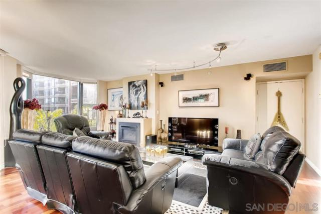 500 W Harbor Drive #420, San Diego, CA 92101 (#190039443) :: Cane Real Estate