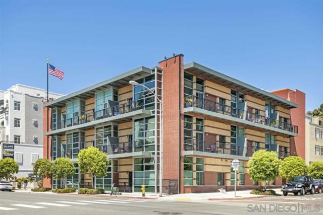 3211 5th Avenue #308, San Diego, CA 92103 (#190039461) :: Keller Williams - Triolo Realty Group