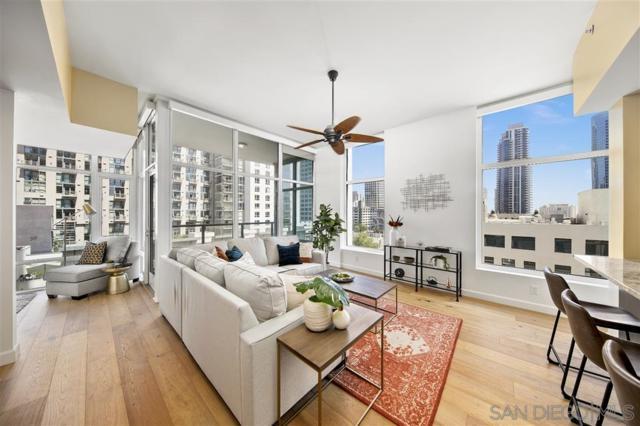 1262 Kettner Blvd #803, San Diego, CA 92101 (#190039473) :: Neuman & Neuman Real Estate Inc.