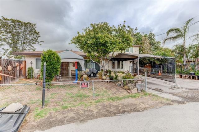8531 Hubbles Ln., Santee, CA 92071 (#190039494) :: Whissel Realty