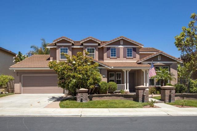 2438 Pine Valley Gln, Escondido, CA 92026 (#190039660) :: Neuman & Neuman Real Estate Inc.