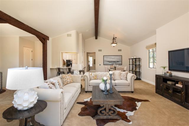 6112 El Tordo, Rancho Santa Fe, CA 92067 (#190039664) :: Coldwell Banker Residential Brokerage