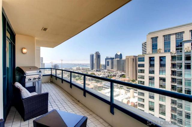 555 Front St #2101, San Diego, CA 92101 (#190039682) :: Keller Williams - Triolo Realty Group