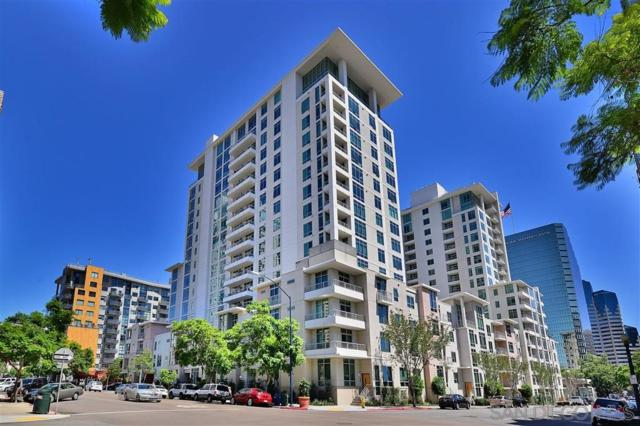 425 W Beech St. #415, San Diego, CA 92101 (#190039716) :: Coldwell Banker Residential Brokerage