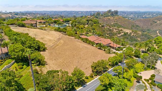 Lot 4 Via Ascenso #4, Rancho Santa Fe, CA 92067 (#190039730) :: Coldwell Banker Residential Brokerage