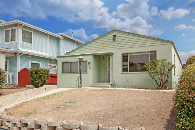 3662 Quimby, San Diego, CA 92106 (#190039733) :: Coldwell Banker Residential Brokerage