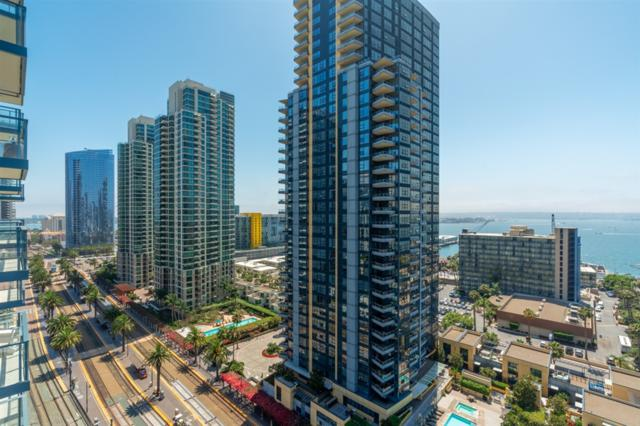 1388 Kettner Blvd. #1602, San Diego, CA 92101 (#190039812) :: Neuman & Neuman Real Estate Inc.