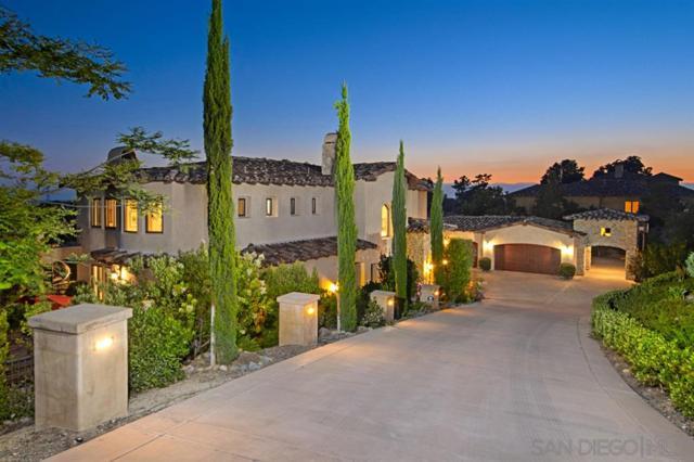 7258 Camino De Arriba, Rancho Santa Fe, CA 92067 (#190039851) :: Coldwell Banker Residential Brokerage