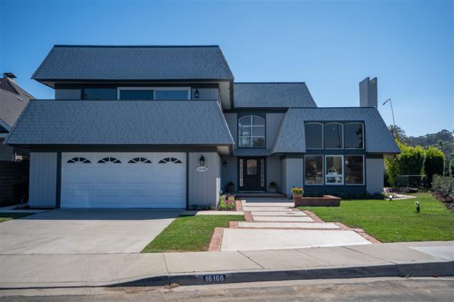 16108 Via Madera Circa W, Rancho Santa Fe, CA 92091 (#190039895) :: Farland Realty