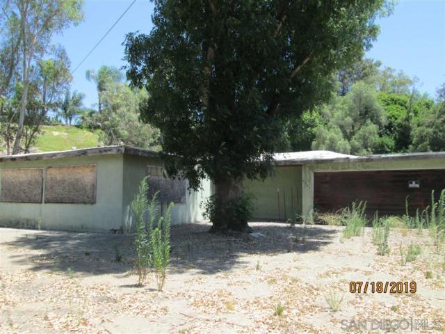 8307 Mesa Rd, Santee, CA 92071 (#190039925) :: Whissel Realty