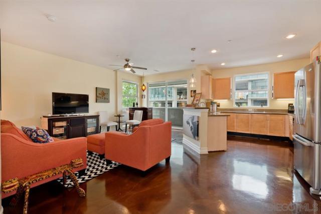 550 Park Blvd #2207, San Diego, CA 92101 (#190039959) :: Keller Williams - Triolo Realty Group