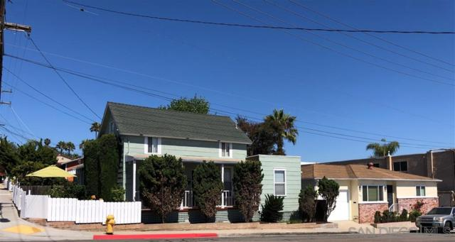 1245 Colusa St, San Diego, CA 92110 (#190039976) :: Coldwell Banker Residential Brokerage